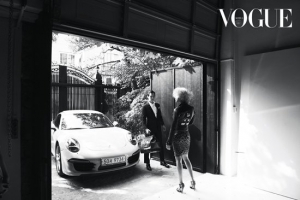 Lee Jung Jae, Kim Hye Soo для Vogue Korea July 2012