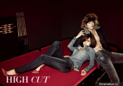 Kim Jae Won, Jo Yoon Hee для High Cut Vol. 113