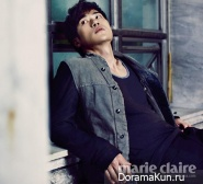 Kim Kang Woo для Marie Claire Korea November 2013