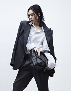 Kim Min Hee для Bean Pole Accessory Fall 2011
