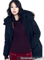 Won Bin, Kim Min Hee для Chris.Christy Winter 2013 Campaign