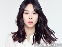 Kim Min Hee для First Look Vol. 38