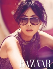 Kim Min Hee для Harper's Bazaar Korea May 2012