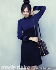 Kim Min Hee для Marie Claire September 2012