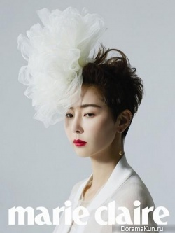 Kim Na Young для Marie Claire Korea May 2013