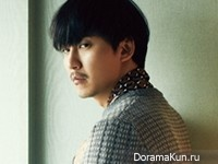 Kim Nam Gil для Harper's Bazaar Korea September 2013