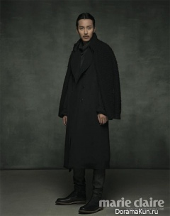 Kim Nam Gil для Marie Claire December 2012 Extra