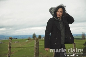 Kim Nam Gil для Marie Claire September 2012