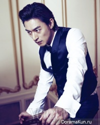 Joo Jin Mo, Kim So Yeon для Vogue Korea March 2012