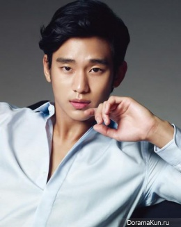 Kim Soo Hyun для Harper's Bazaar Man March 2013