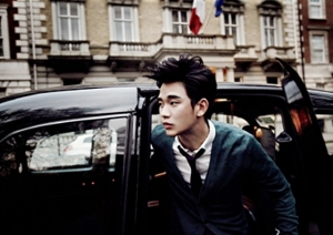 Kim Soo Hyun для Harper's Bazaar Korea May 2012