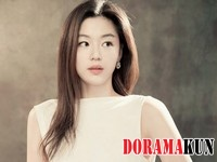 Jeon Ji Hyun, Kim Soo Hyun для MovieWeek 2012
