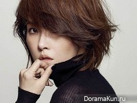 Kim Sun Ah для Marie Claire Korea November 2013