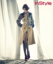Kim Sung Ryung для Instyle Korea October 2013