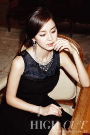 Kim Tae Hee для High Cut Vol. 60