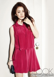 Kim Tae Hee для J LOOK Paris 2012