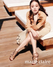 Kim Tae Hee для Marie Claire Korea May 2012