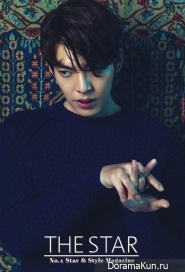 Kim Woo Bin для The Star Magazine March 2014