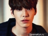 Kim Woo Bin для Vogue Girl Korea January 2014