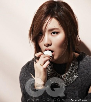 Kim Yerim для GQ Korea November 2013