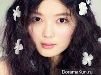Kim Yoo Jung для Allure Korea February 2014