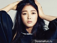 Kim Yoo Jung для InStyle Korea September 2014