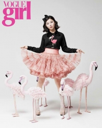 Kim Yoo Jung, Siwan для Vogue Girl Korea March 2012