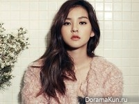 Woo Ri для Elle Korea October 2012