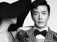 Kwon Sang Woo для Harper's Bazaar Korea September 2013 Extra