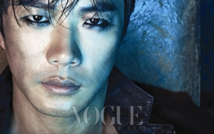 Kwon Sang Woo для Vogue Korea September 2011