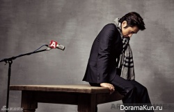 Lee Byung Hun, So Ji Sub для Arena Homme Plus 2012