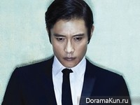 Lee Byung Hun для Arena Homme Plus October 2012