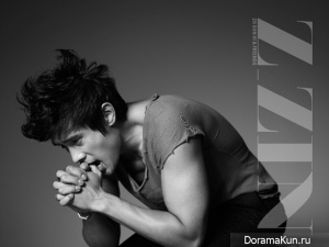 Lee Byung Hun для Z-ZIN 2012