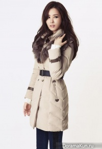 Lee Da Hae для Arnaldo Bassini Winter 2013