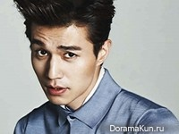 Lee Dong Wook для Esquire June 2014 Extra
