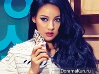 Lee Hyori для Cosmopolitan Korea June 2013