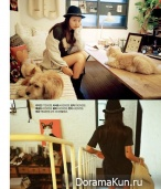 Lee Hyori для Cosmopolitan Korea September 2013 Extra 2