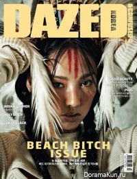 Lee Hyori для Dazed & Confused Korea August 2013