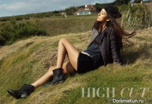 Lee Hyori для High Cut Vol.63 2011