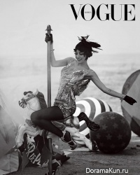 Lee Hyori для Vogue Korea May 2013