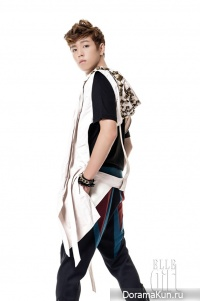 Lee Hyun Woo для Elle Girl October 2012