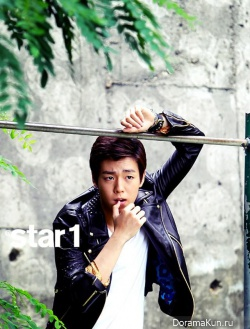 Lee Hyun Woo для @Star1 Korea August 2013