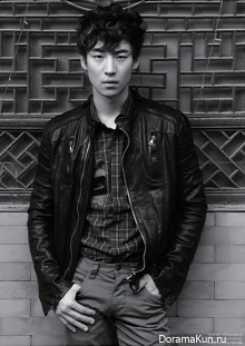 Lee Je Hoon для Harper's Bazaar October 2012