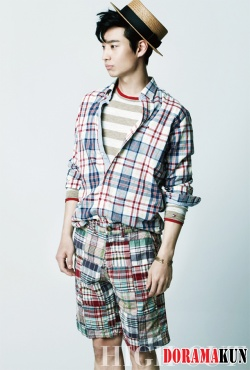 Lee Je Hoon для High Cut Vol. 76 Extra