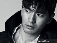 Lee Jin Wook для First Look Vol. 41