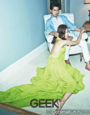 Lee Jin Wook для GEEK Korea July 2013