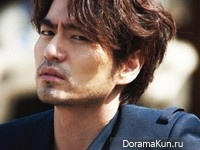 Lee Jin Wook для Gentleman July 2014