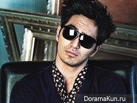 Lee Jin Wook для Grazia Magazine 2013