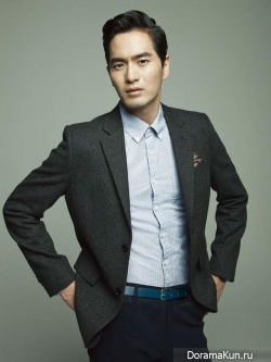Lee Jin Wook для L'Officiel Hommes Korea October 2013