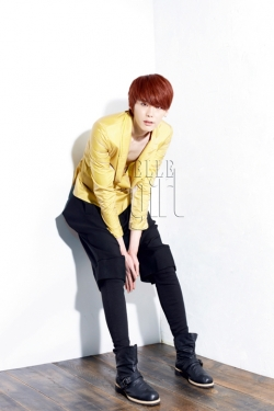 Lee Jong Suk для Elle Girl Korea February 2011
